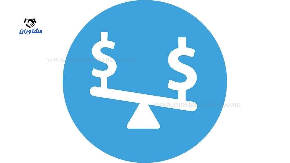 بدهی جاری نسبت به ارزش ویژه