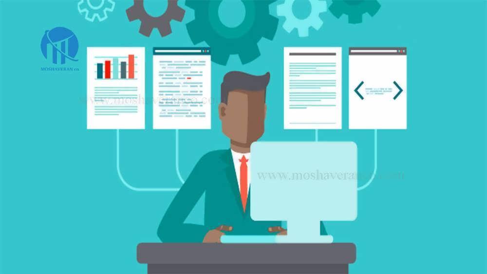 مراحل حسابداری بازرگانی