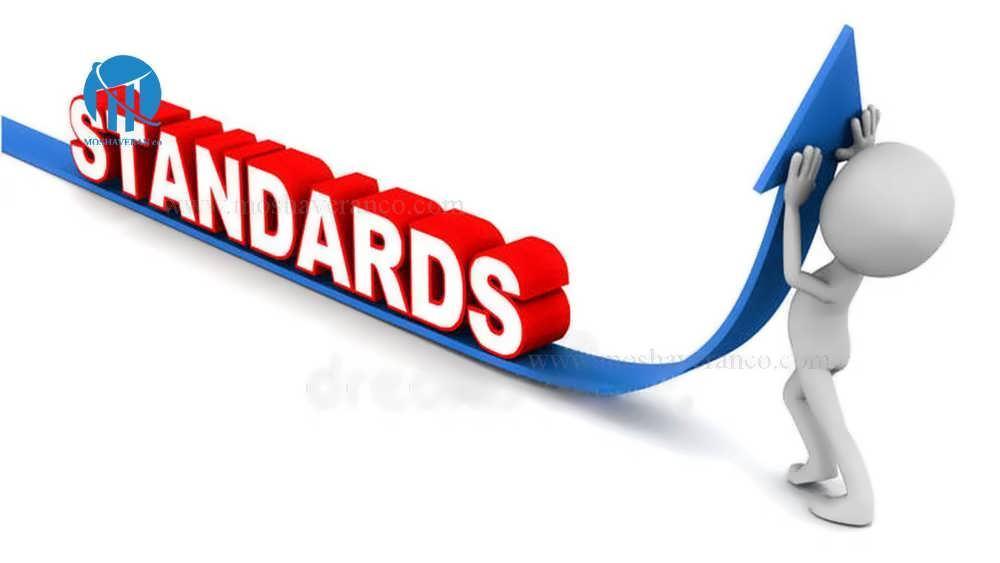 مراحل اخذ استاندارد ملی ایران