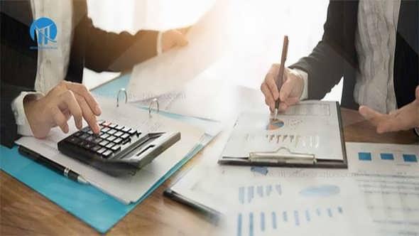 خطرات شغل حسابداری