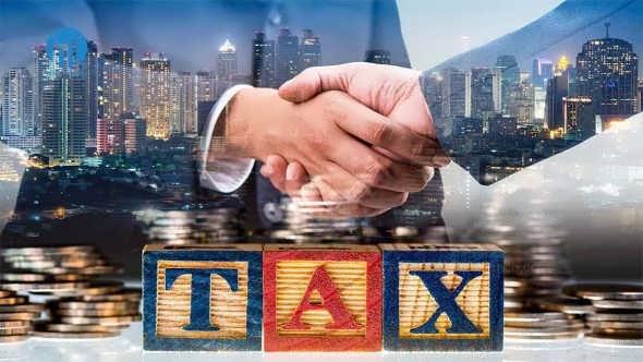 فرایند وصول مالیات