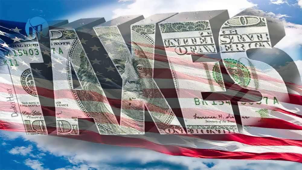 مالیات در آمریکا